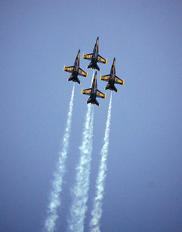 US Navy Blue Angles